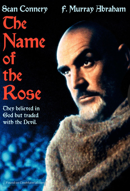 The Name of the Rose - Movie Cover