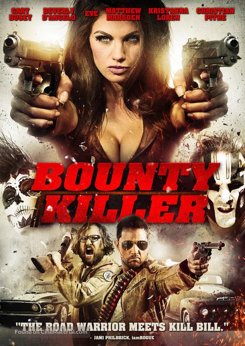 Bounty Killer - DVD movie cover