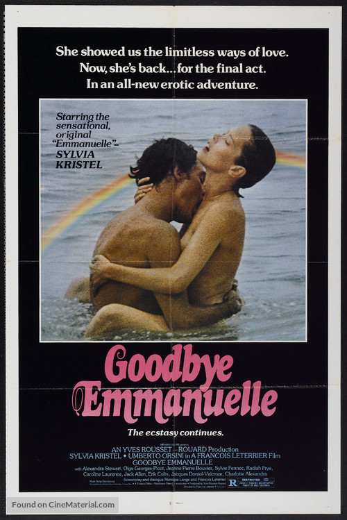 Good-bye, Emmanuelle - Movie Poster