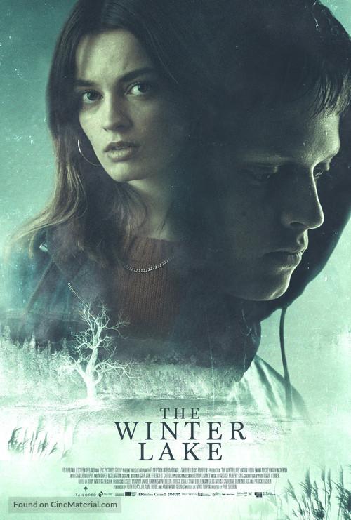 The Winter Lake - Irish Movie Poster