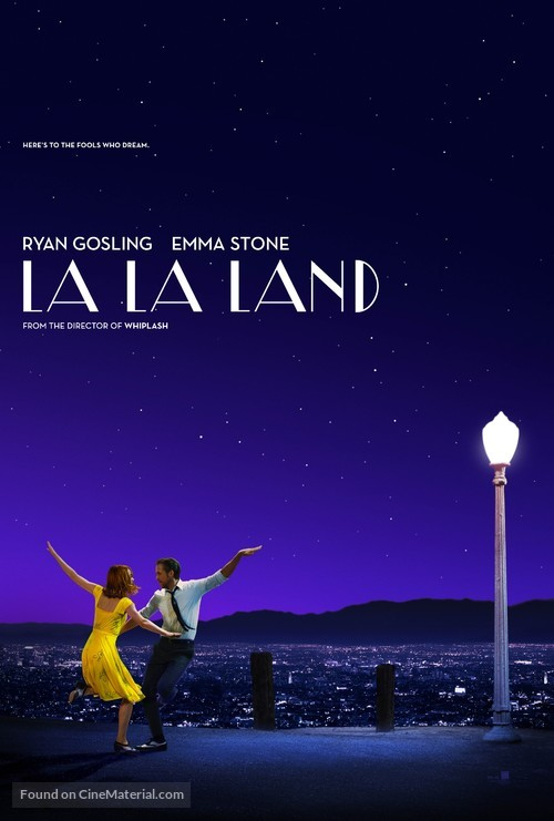 La La Land - Movie Poster