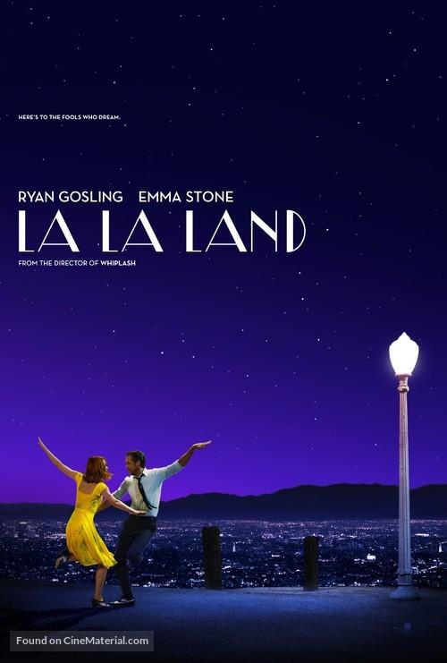 La La Land - Movie Poster
