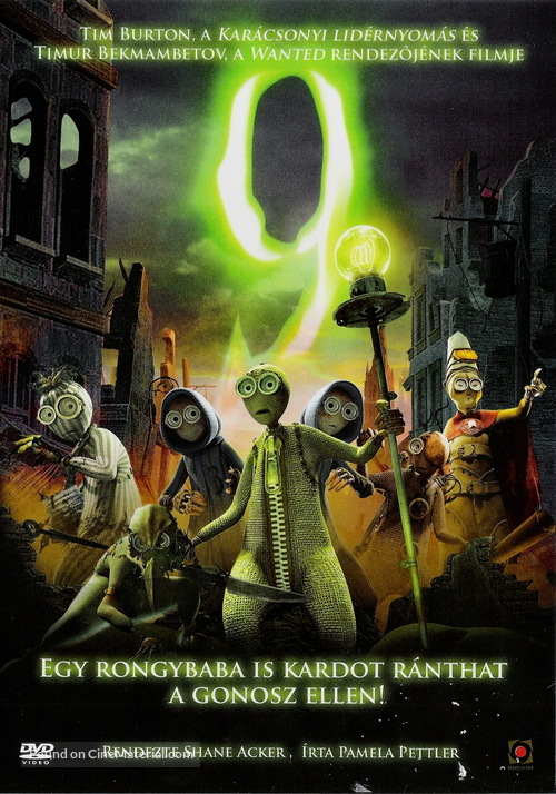 9 hungarian dvd cover