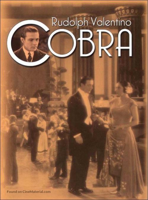 Cobra - DVD movie cover