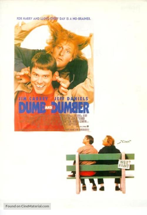 Dumb & Dumber - Thai Movie Poster