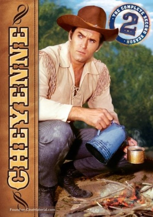 """Cheyenne"" - DVD movie cover"