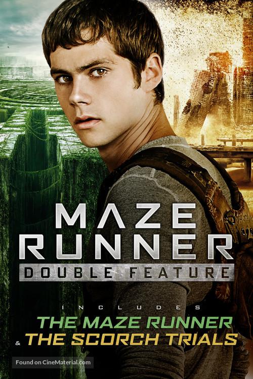 The Maze Runner - Movie Cover
