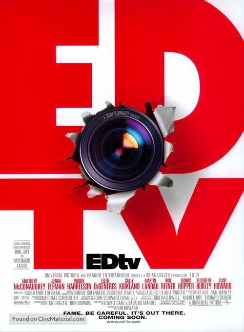 Ed TV - Movie Poster
