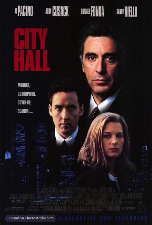 City Hall - Movie Poster