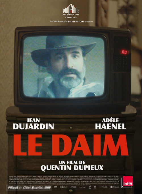 Le daim - French Movie Poster