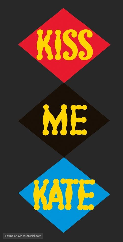 Kiss Me Kate - Logo