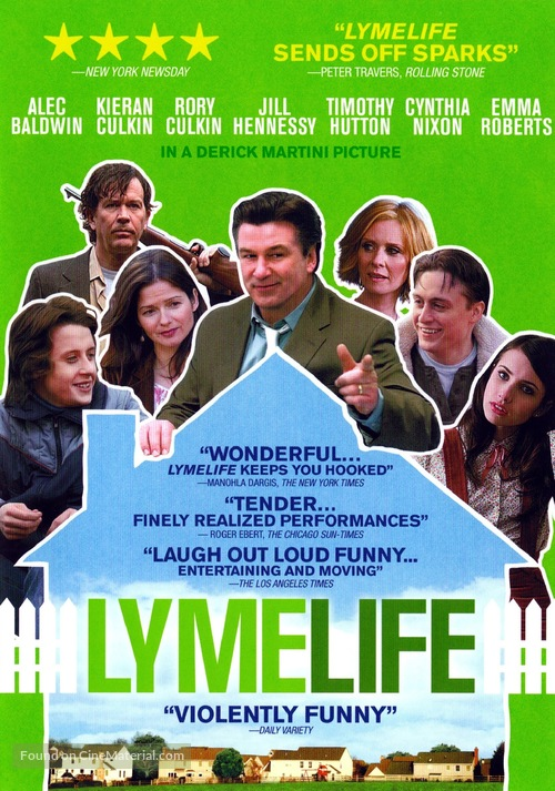 Lymelife - Movie Cover