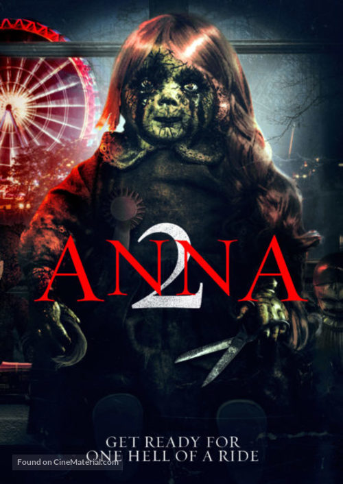 Anna 2 - Movie Cover