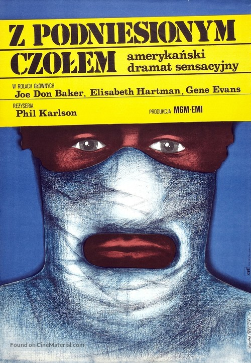 Walking Tall - Polish Movie Poster