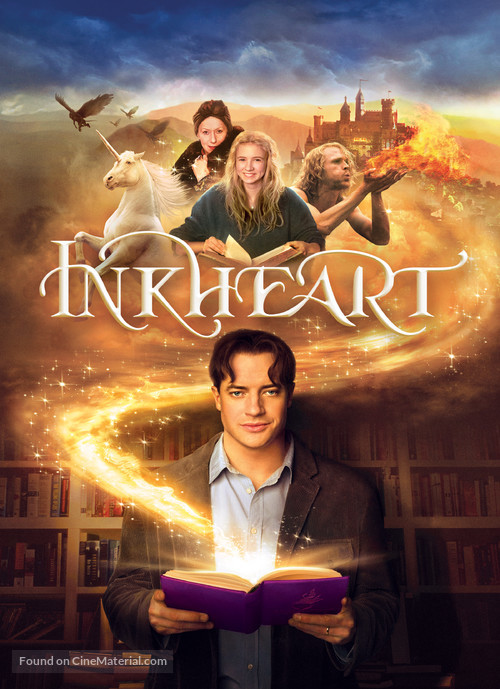 Inkheart - DVD movie cover