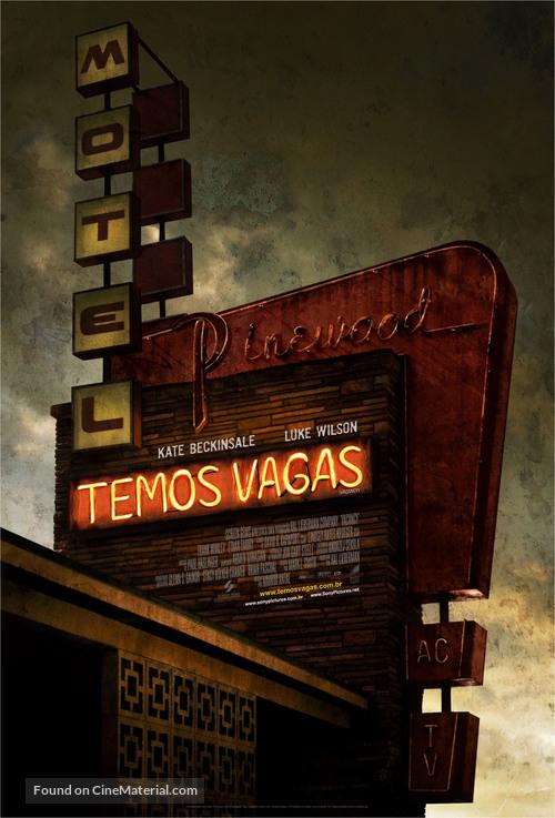 Vacancy - Brazilian Movie Poster