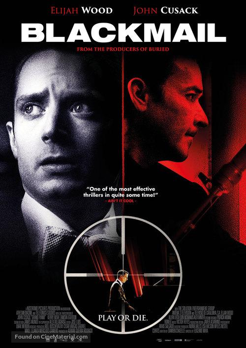 Grand Piano - Dutch Movie Poster