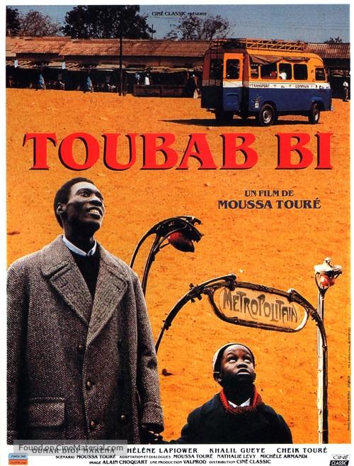 Toubab Bi - French Movie Poster