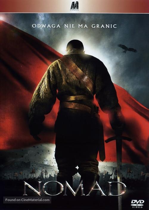 Nomad - Polish DVD movie cover