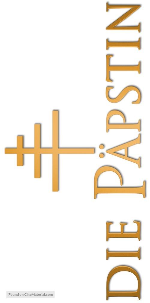 Die Päpstin - German Logo