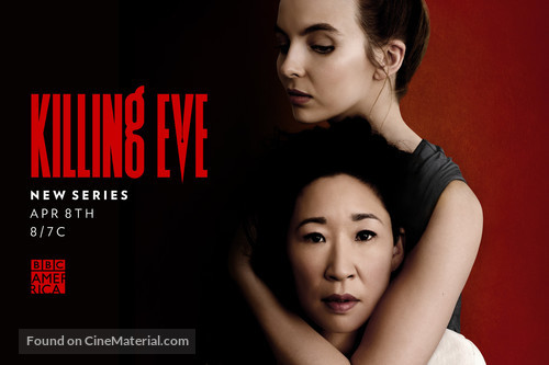 """Killing Eve"" - Movie Poster"