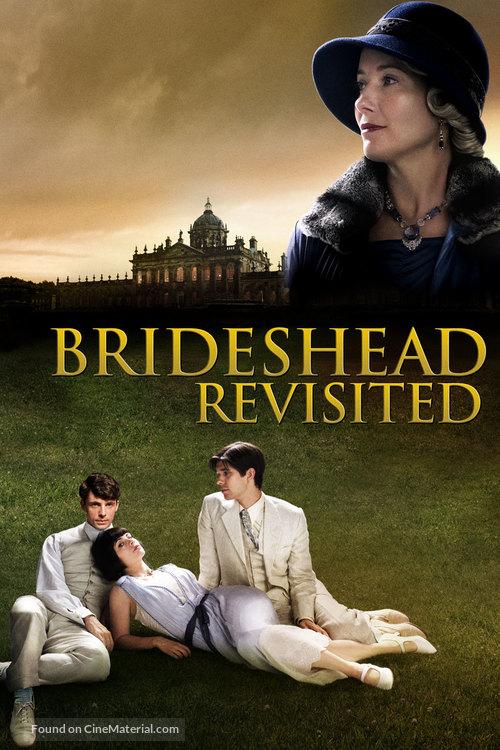 Brideshead Revisited - British Movie Poster