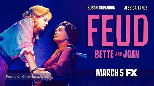 """""""FEUD"""" - Movie Poster"""