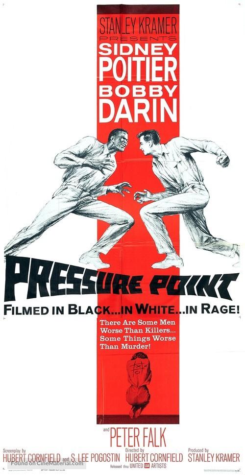 Pressure Point - Movie Poster