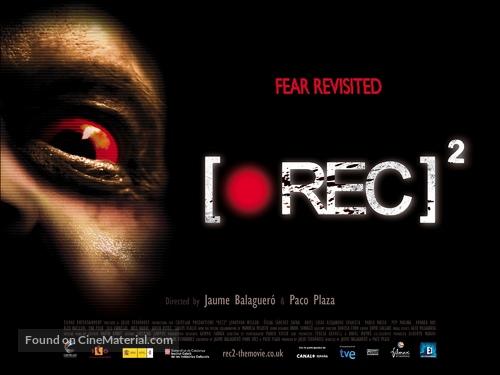 [Rec] 2 - British Movie Poster