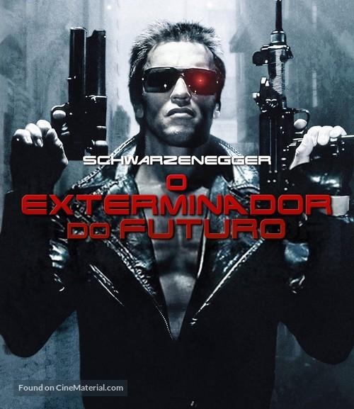 The Terminator - Brazilian Movie Cover