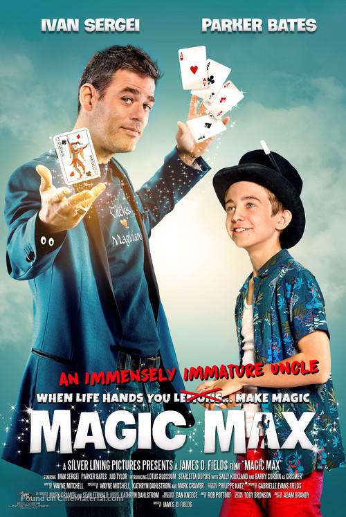 Magic Max - Movie Poster