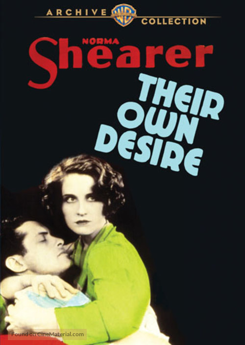 Their Own Desire - Movie Cover