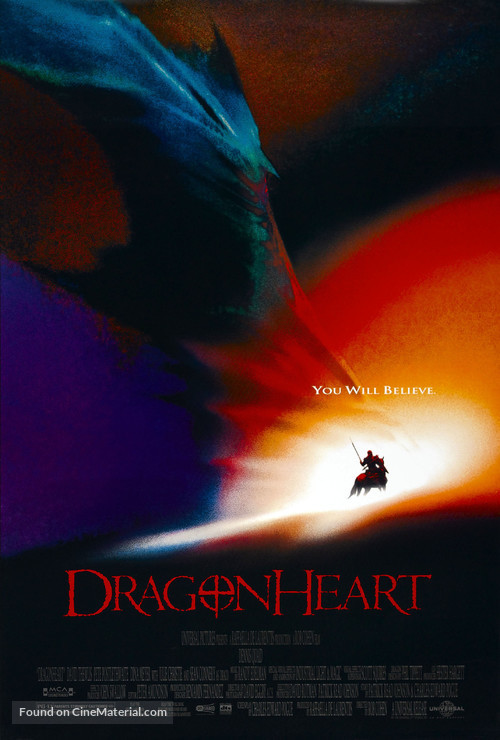 Dragonheart - Movie Poster