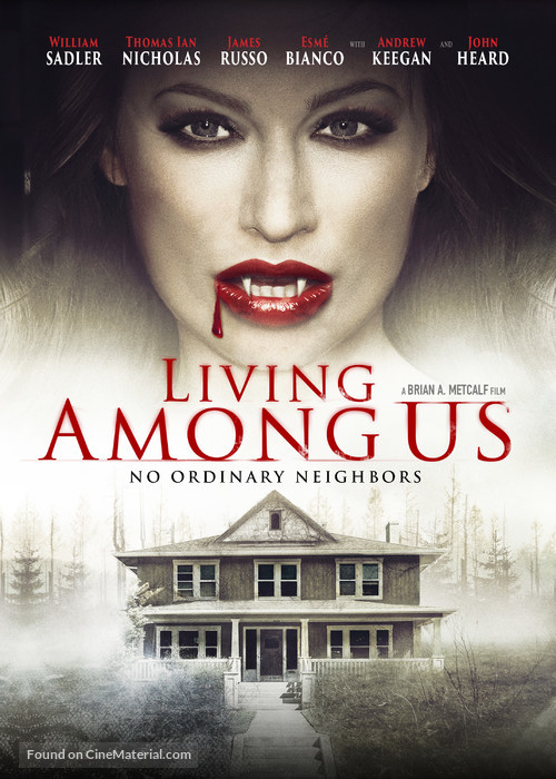 Living Among Us - Movie Cover