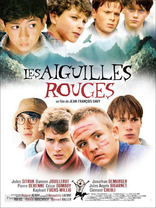 Aiguilles rouges, Les - French Movie Poster