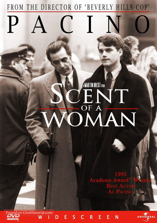 scent of a woman 1992 imdb - 500×711