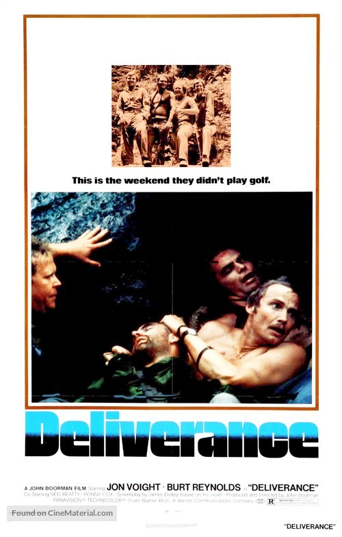Deliverance - Movie Poster