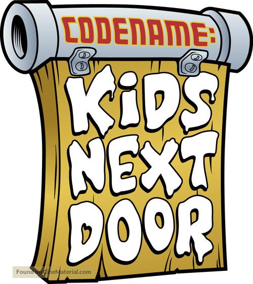 """""""Codename: Kids Next Door"""" - Logo"""
