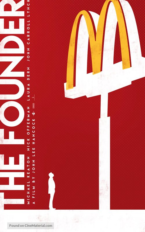 The Founder - Movie Poster
