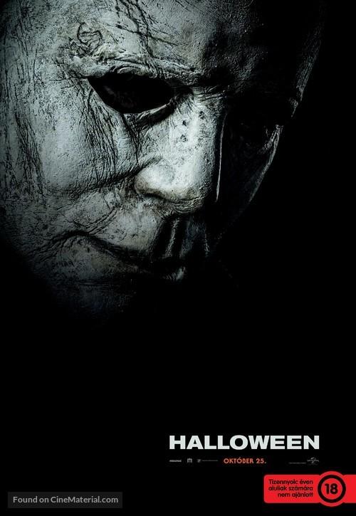 Halloween - Hungarian Movie Poster