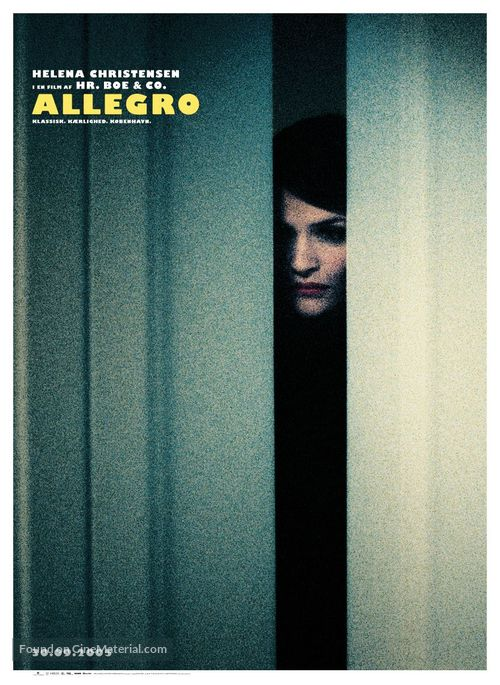 Allegro - Danish Movie Poster