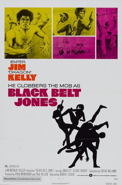 Black Belt Jones - Movie Poster