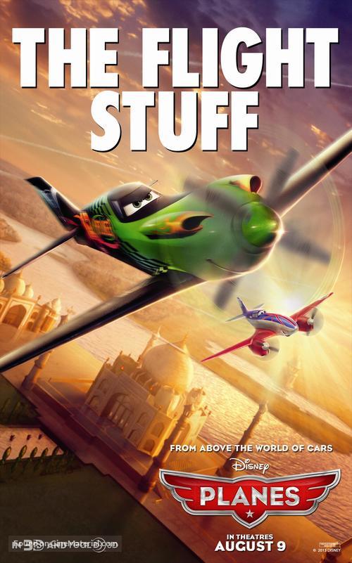 Planes - Movie Poster