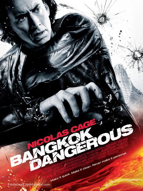 Bangkok Dangerous - Movie Poster