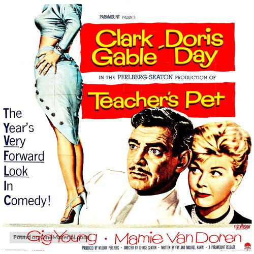 Teacher's Pet - Movie Poster