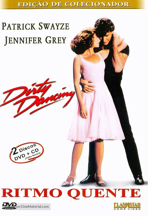 Dirty Dancing - Brazilian Movie Cover