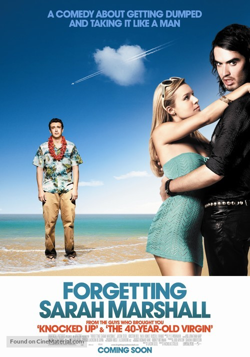 Forgetting Sarah Marshall - Movie Poster