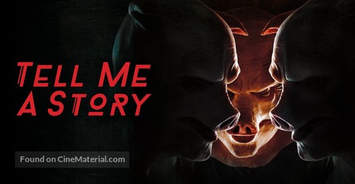 """Tell Me a Story"" - Movie Poster"