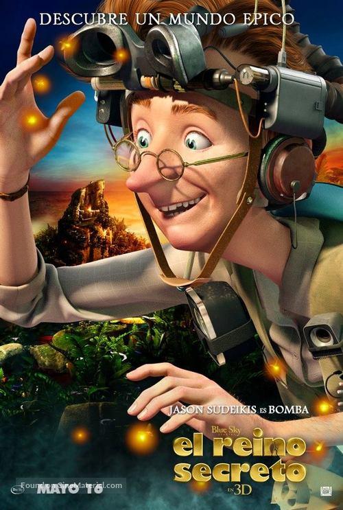Epic - Peruvian Movie Poster