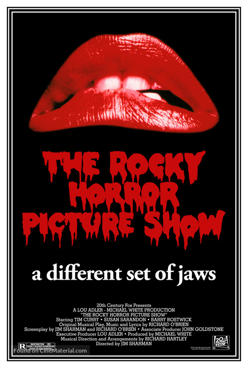 The Rocky Horror Picture Show - Movie Poster
